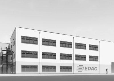 Gebäude EDAG Engineering GmbH